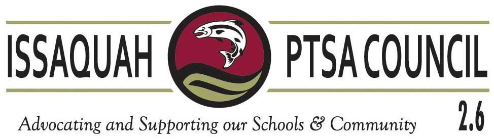 Issaquah PTSA Council 2.6